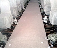 Cream Runner Carpet