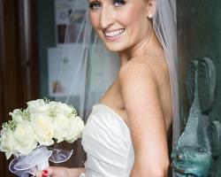 White Bridal Bouquet B60