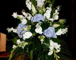 Altar Wedding Flowers - C62