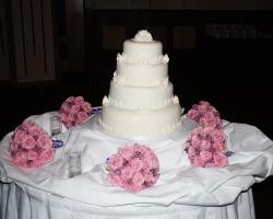Pink Wedding Bouquets - B81