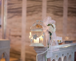 Bird Cage Candles Stand - R31