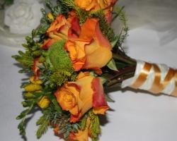 Orange Bouquet - B25
