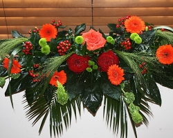 Christmas Wedding Flowers - X14