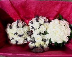 Christmas Wedding Flowers - X19