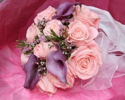 Christmas Wedding Flowers - X21