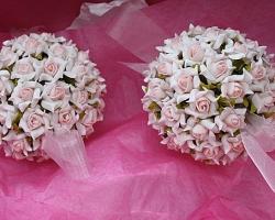 Christmas Wedding Flowers - X23