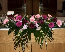 Church Wedding Flowers - C27