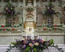 Church Wedding Flowers - C11