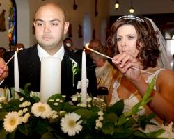 Church Wedding Flowers - C13