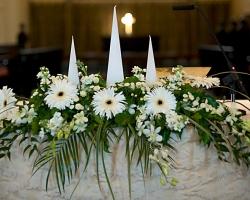Church Wedding Flowers - C14