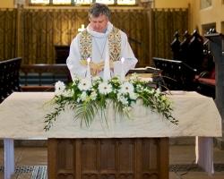 Church Wedding Flowers - C15
