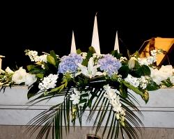 Church Wedding Flowers - C22