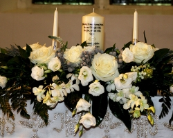 Church Wedding Flowers - C23