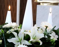 Church Wedding Flowers - C77