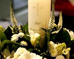 Church Wedding Flowers - C31
