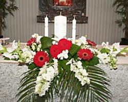 Church Wedding Flowers - C33