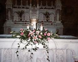 Church Wedding Flowers - C73
