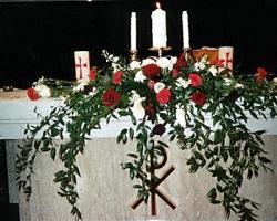 Church Wedding Flowers - C17