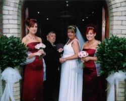Church Wedding Flowers - C42