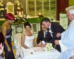 Church Wedding Flowers - C47