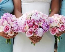 Mixed Pink Bouquet - B72